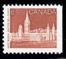 Canada (Scott No. 942 - Parlement)+ [**] De Carnet / From Booklet - Carnets
