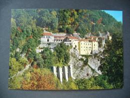 Italy: RIETI - Santuario Francescano Del Presepio Greccio - Panorama - Unused - Rieti