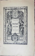 VISITE DE LA BASILIQUE DE SAINT-ANTOINE (ISÈRE) PAR L'ABBÉ LAGIER 1902 - Religion