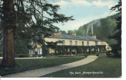 CUMBRIA - ARMATHWAITE - THE HALL 1907 Cu556 - Cumberland/ Westmorland