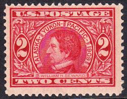 !a! USA Sc# 0370 MNH SINGLE (c) -William H. Seward - Unused Stamps