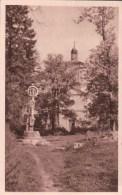 CHATENOIS L'Eglise Et La Vieille Croix - Chatenois