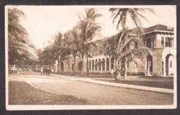 PA28) Colon, Canal Zone - Hospital - Posted 1917 - RPPC - Panama
