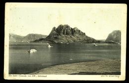 GROENLANDIA - - GRONLAND - GREENLAND - INIZI 900 - UMANAK (6) - Groenlandia