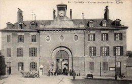 CPA LIMOGES - CASERNE DES BENEDICTINS - ENTREE - Limoges