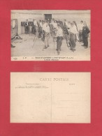* CPA..dépt 77..MONTEVRAIN   :  Ecole D´ Alembert  -  Le Dessin D´ Ornement  : Voir Les  2 Scans - Schulen