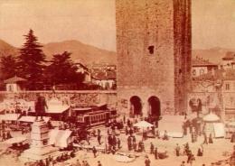 Como - Fiera Di Piazza Garibaldi - Formato Grande Non Viaggiata - Como