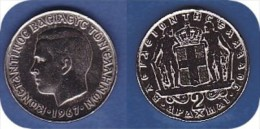*GRECE - 2 DRACHMAI  -  ANNEE 1967  ****FDC/UNC**** - Grèce
