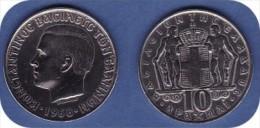 *GRECE - 10 DRACHMAI  -  ANNEE 1968  ****FDC/UNC**** - Grèce
