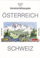 Gemeinschaftsausgabe Österreich 2065 Schweiz 1477: Schützt Die Alpen 1992, Ersttagskarte - Joint Issues