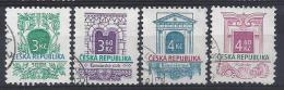 Czech-Republic  1995-97  Architectural Styles  (o) - Czech Republic