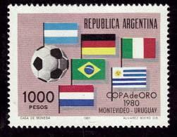 ARGENTINE  N°  1240  * *     Football  Soccer   Fussball - Nuovi