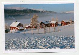 SWEDEN - AK 220478 Jämtaland - Siedlung Am Östersund - Suède