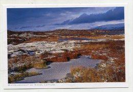 SWEDEN - AK 220480 Lappland - Winterlandschaft Bei Kiruna - Suède