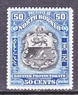 NORTH  BORNEO  153  *   ARMS - North Borneo (...-1963)