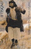 "ITALY - Giacinto Satta/Pastore D""Orgosolo, Tiscali Prepaid Card L.20000, Exp.date 31/12/00, Mint - Italie"