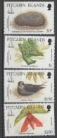 Pitcairn. Flora And Fauna. 1992. MNH Set. SCV = 12.00 - Timbres