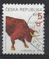 Czech-Republic  1999  Zodiac Signs (o) Mi.240 - Czech Republic