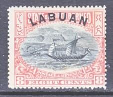 LABUAN  79    * - North Borneo (...-1963)