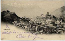 CPA De BELLINZONA, 1905 - TI Ticino
