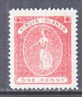 BRITISH  VIRGIN  ISLANDS  19  * - British Virgin Islands