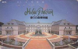 Télécarte Japon - MUSEE DU PARFUM - PERFUME MUSEUM Japan Phonecard - PARFÜM Telefonkarte - 188 - Parfum