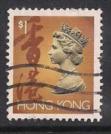 # 689 Y & T 1992 Elizabeth II - Used Stamps