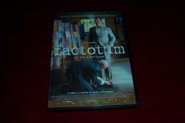 FACTOTUM   ° D´APRES LE ROMAN DE CHARLES  BUKOMSKI - DVD