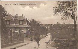 60 - GOUVIEUX (oise) - Vue Générale De La Chaussée - Gouvieux