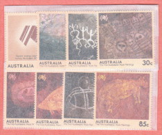 AUS SC #932-9 MNH  1984 European Settlement Bicentenary, CV $5.60 - 1980-89 Elizabeth II