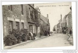 La Foret -Auvray Rue De Falaises - Autres Communes