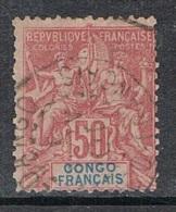 CONGO N°22 - French Congo (1891-1960)