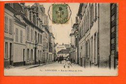 27 LOUVIERS : Rue De L'hôtel De Ville - Louviers