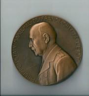 Médaille Maréchal De France /Chef De L'Etat /Francisque - France