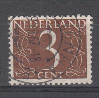 Nederland - Plaatfout 463 PM1 – Gebruikt/gebraucht - Mast 7e Editie 2013 - Plaatfouten En Curiosa