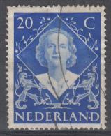 Nederland - Plaatfout 507 P2 – Gebruikt/gebraucht - Mast 7e Editie 2013 - Plaatfouten En Curiosa
