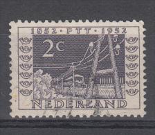 Nederland - Plaatfout 588 PM3 – Gebruikt/gebraucht - Mast 7e Editie 2013 - Plaatfouten En Curiosa