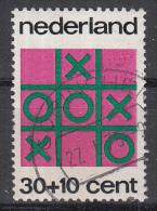 Nederland - Plaatfout 1042P Blok - Losse Zegel - Gebruikt/gebraucht - Mast 7e Editie 2013 - Plaatfouten En Curiosa