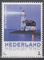 Nederland - Uitgiftedatum 1 Januari 2014 - Vuurtoren/Lighthouse/Leuchtturm - Het Paard Van Marken - MNH/postfris - Netherlands