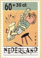 Nederland - Kinderbedankkaart Scholenactie 1992 - Type Kaart S - Nummer 5086 - Postal History