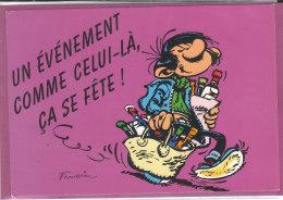 LAGAFFE .- Un événement Comme Celui-là ça Se Fête  (Franquin ) - Fumetti