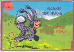 LAGAFFE . Vacances 100 Nature  (Franquin ) - Fumetti