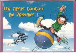 LAGAFFE . Un Petit Coucou En Passant   (Franquin ) - Fumetti