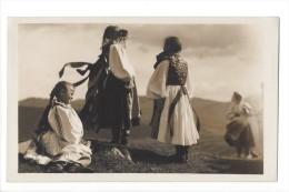 11724 -  Section Ethnographique De Matica Slovenska Dievcata Jeunes Filles - Tchéquie