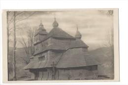 11727 -  Section Ethnographique De Matica Slovenska Dreveny Kostol V Zbojl Eglise De Bois à Zboj - Tschechische Republik