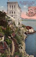 84507 - Monaco     Le Musée Oceanographique  Et Les Jardins Du Rocher - Musée Océanographique
