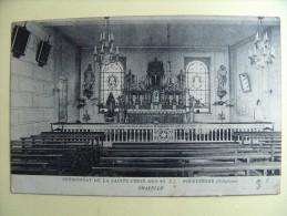 Poperinge. Pensionnat de la Sainte-Union des SS. CC. Poperinghe CHAPELLE