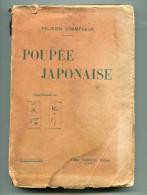 Japon Félicien CHAMPSAUR Poupée Japonaise 1929 - 1901-1940