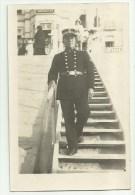 Blankenberge  *    (fotokaart)  Rijkswachter - Gendarme - Politie - Police & Gendarmerie