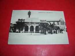 Leopoldville  Hotel Des Postes - Postal Services